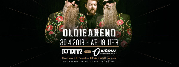 Back to the roots – OMBREZZ im Turm Halle